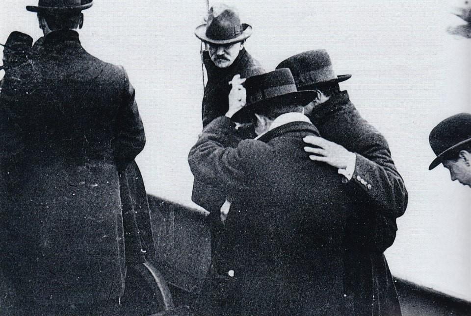 1926 – Men Practising in Buenos Aires