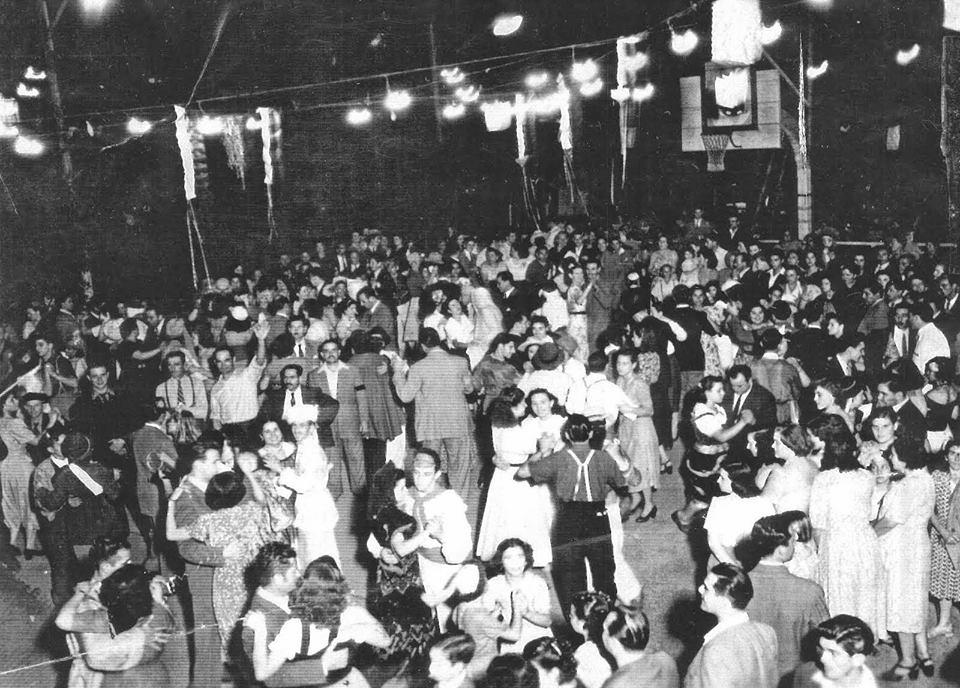 Bailes de carnaval por los barrios porteños