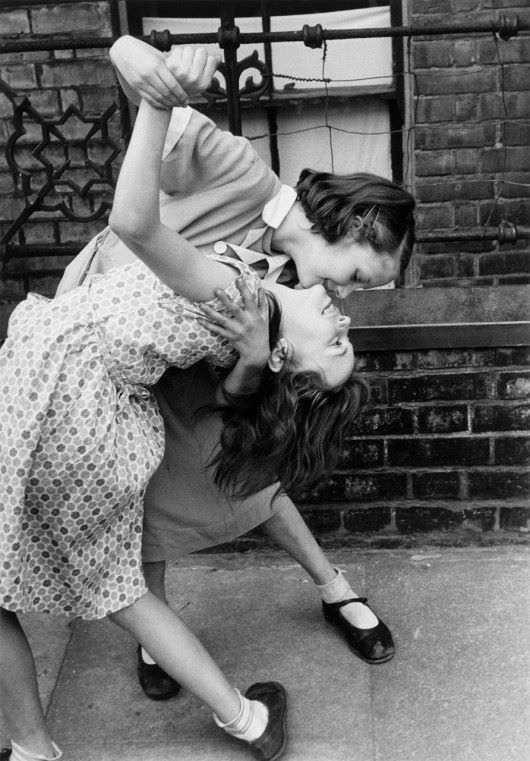 1954 London Tango in the East End,  Photo Thurston Hopkins