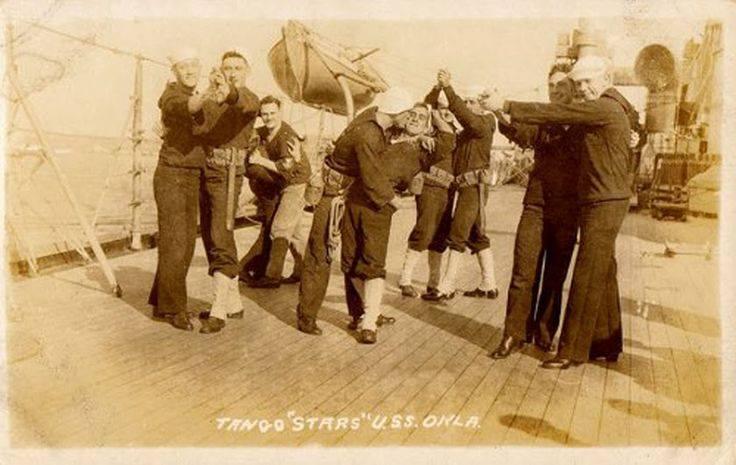 Tango 'Stars' U.S. OKLA