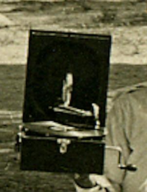 Decca Junior Portable Gramophone