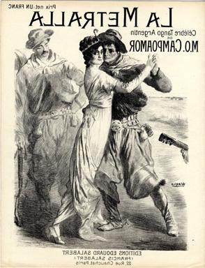 La Metralla 1913 copy