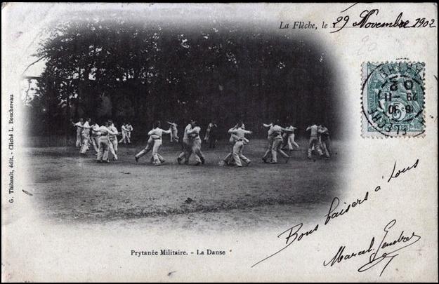 1902 Les cadets militaires du Prytanée de la Flèche