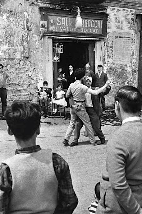 1956 Napoli Street Dancers